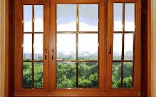 Преимущества пластиковых и деревянных окон