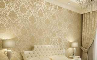 Характеристика виниловых и жидких обоев для стен