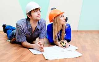 Ремонт квартиры: что за чем или планирование