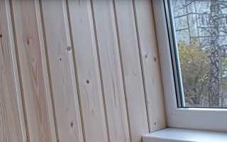 Внутренняя отделка балкона: дерево или пластик?
