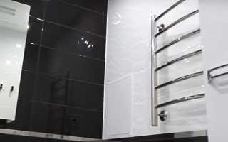 Какой полотенцесушитель выбрать для ванной