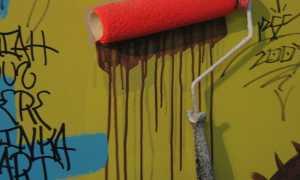 Косметический ремонт своими руками, покраска стен