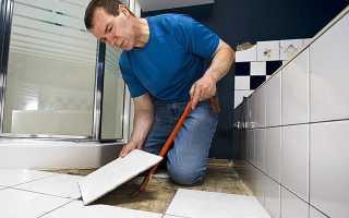 Недорогой и качественный ремонт в ванной