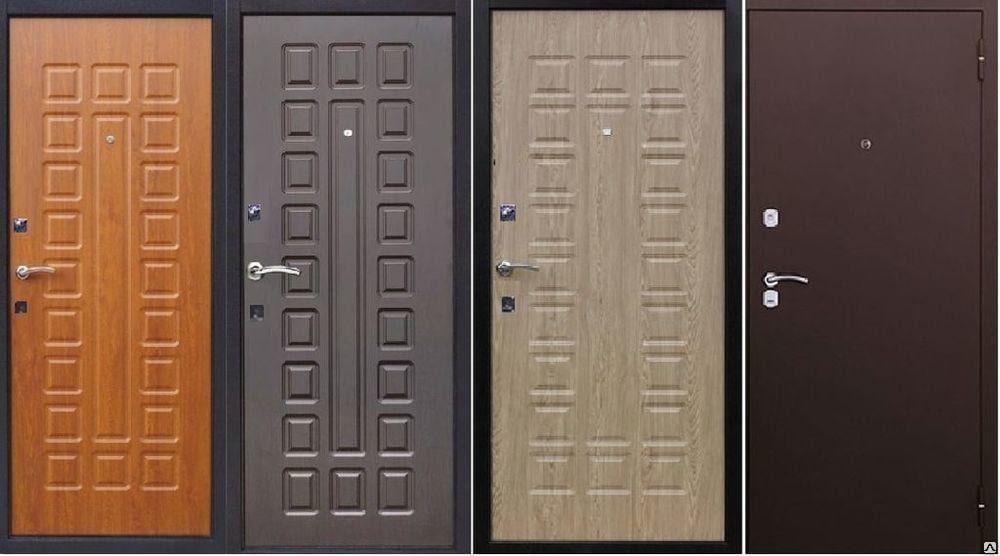 металические и стальные двери