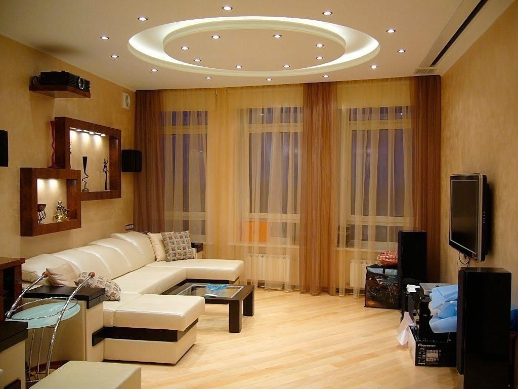 Варианты ремонта комнаты